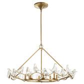 Arteriors Dove Chandelier