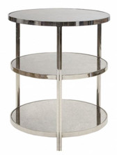 AUDREY N SIDE TABLE BY WORLDS AWAY.
