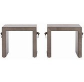 Equus Benches, Pair