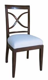 WINDWARD SIDE CHAIR - LINEN SEAT
