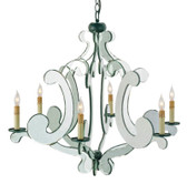 Currey & Company Bellamour Chandelier
