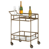 Arteriors Maddox Bar Cart