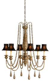 Currey & Company Eminence Chandelier