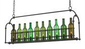 CIN CIN RECTANGULAR CHANDELIER