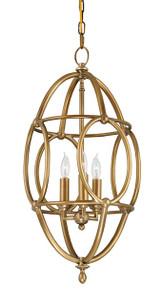 Currey & Company Firelight Lantern