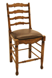 Accessories Abroad ladderback counter chair