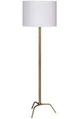 Worlds Away Greyson G floor lamp