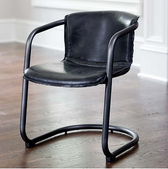 Regina Andrew Axl chair - Antique slate