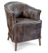 Regina Andrew Champagne club chair