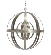 Worlds Away Pemble S Chandelier