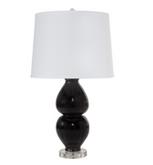 Julia BL table lamp from Worlds Away