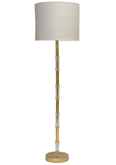 Sloane G floor lamp from Worlds Away