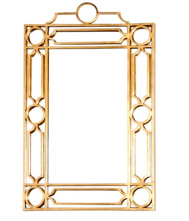 Treillage Mirg mirror from Worlds Away