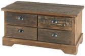 Beautifully designed chest that will add an extra layer of luxury in your home.