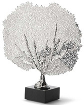 "Metal sea fan 4' X 16"" X 16"""