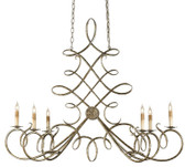 Currey & Company Regiment Chandelier