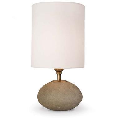 Regina Andrew Concrete Orb Lamp