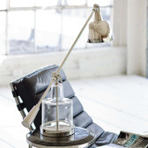 Regina Andrew Glass Step Beaker Lab Lamp