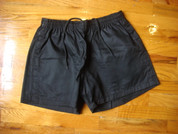 Heavy Cotton Rugby Short - M