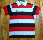 Samurai - Cotton Polo - Size Medium