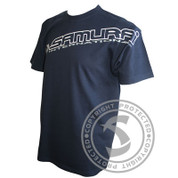 Samurai International Tee - Navy