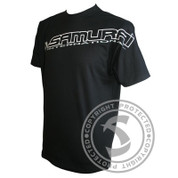 Samurai International Tee - Black