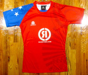 Impact - Rugby Ink - Samoa - Rugby Jersey - XL