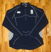 Canterbury - Stanford Rugby -1/4 Zip Fleece - LARGE