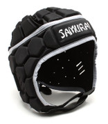 Samurai Contour Elite Headguard - Black