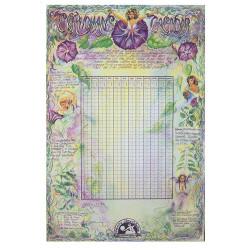 Everwoman's Color Lunar Calendar