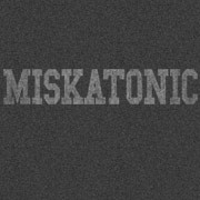 Miskatonic shirt