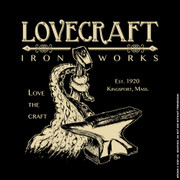 Lovecraft Ironworks shirt