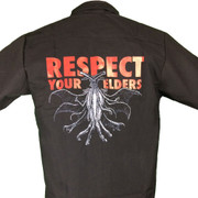 Respect Your Elders work shirt