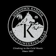 Unknown Kadath Mountaineering Club shirt