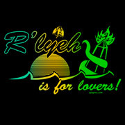 R'lyeh is for lovers! shirt