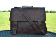 PL Vintage Look Sturdy Laptop/Office Bag