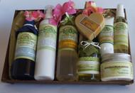 Lemongrass House Grand Gift Basket