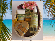 Lemongrass Spa Gift Set