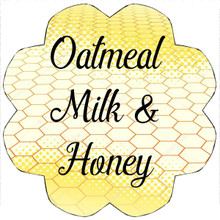 "Oatmeal Milk & Honey ""Shower Gel"""