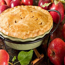 Hot Apple Pie CG