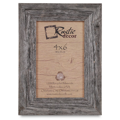 Standard Frames | Reclaimed & Barn wood Picture Frames