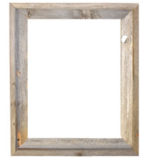 16x20 Picture Frames – Reclaimed Barn Wood Open Frame (No Plexiglass or Back)