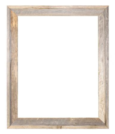 18x24 picture frames u2013 reclaimed barn wood open frame no plexiglass or back