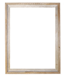 20x24 Picture Frames – Reclaimed Barn Wood Signature Open Frame (No Plexiglass or Back)