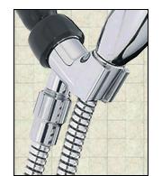 Installing a Hand-Held shower head shut off valve Only