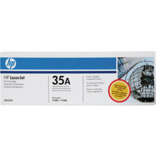Hp 35A Blk Toner Cartridge Mdl Cb435A