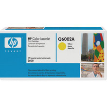Hp 124A Yellow Laser Toner Modelq6002A