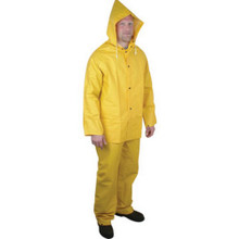3 Pc Large Rain Suit