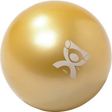 2.2 Lb Cando Hand Weight Ball - Yellow