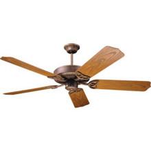 """52"""" Ceiling Fan Rust"""